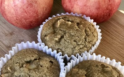 Skinny Apple Cinnamon Muffin